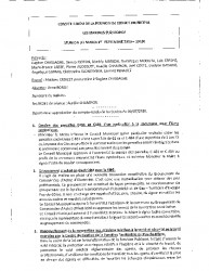 REUNION CONSEIL MUNICIPAL 1ER SEPTEMBRE 2020