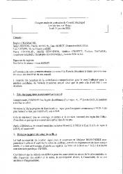 REUNION CONSEIL MUNICIPAL 21 JANVIER 2021
