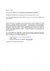 Archives départementales Portes Ouvertes