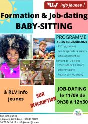 RLV – Baby-sitting
