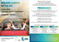 CIAS ateliers séniors au volant